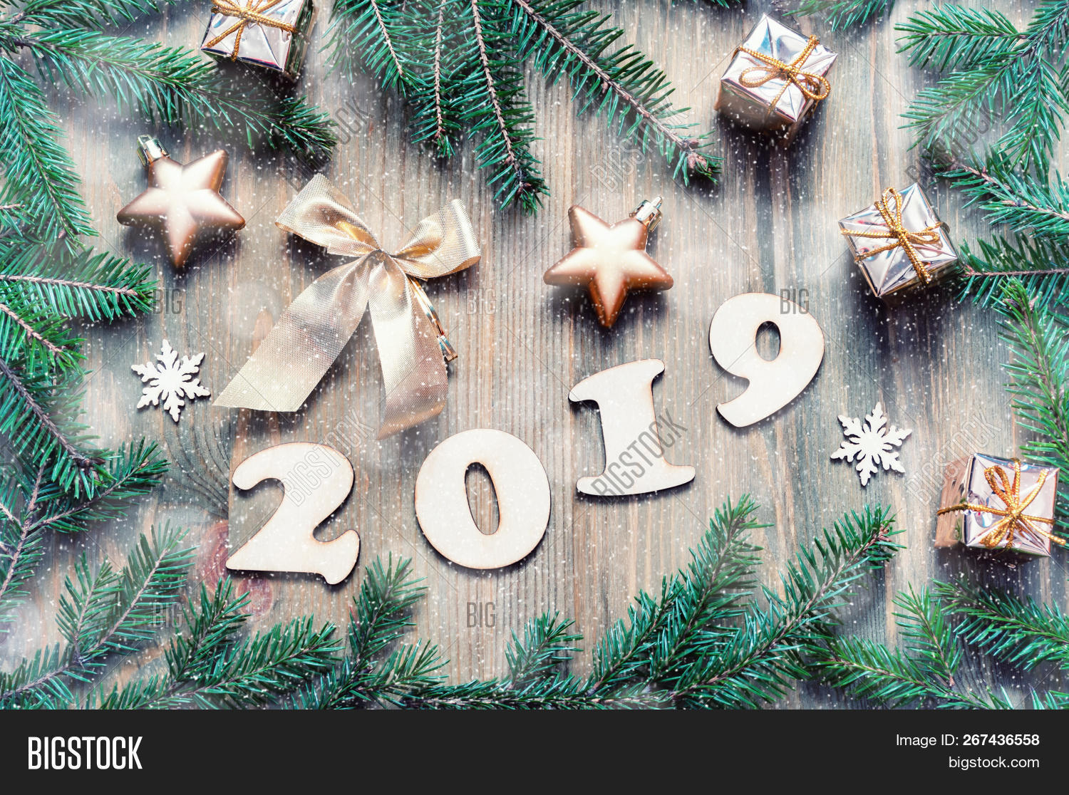 2019,background,bell,box,branch,calendar,card,celebration,christmas,december,decoration,eve,festive,figure,frame,gift,golden,green,greeting,happy,holiday,invitation,object,postcard,present,red,retro,ribbon,snowfall,snowflake,star,symbol,texture,time,tree,vacation,view,vintage,winter,wood,wooden,xmas,New-year,new-year-background,2019-card,2019-year,2019-background,2019-composition