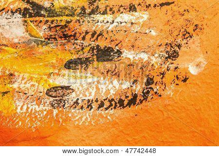 Abstrait art