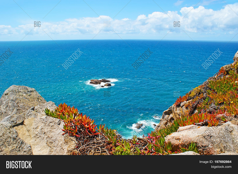atlantic,azoia,beach,boulder,cabo,cape,carpobrotus,cascais,cliff,cloud,coast,coastline,continent,da,edge,edulis,environment,europe,extent,extreme,flower,horizon,hottentot-fig,indented,landmark,landscape,lisboa,lisbon,mountain,natural,nature,ocean,park,portugal,promontory,relax,resort,roca,rock,sea,seascape,shore,sightseeing,sintra,skyline,succulents,surface,tourism,travel,water,westernmost