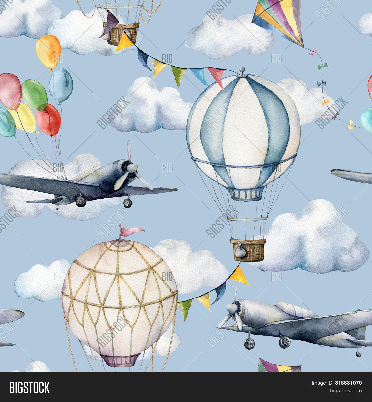 adventure,air,airplane,aviation,background,balloon,blue,cartoon,children,cloud,cover,decoration,dream,event,evolution,fabric,flag,flight,fly,freedom,garland,helium,holiday,hot,package,pastel,pattern,pilot,plane,poster,propeller,retro,seamless,sky,stripe,summer,template,textile,texture,tourism,transport,travel,vintage,voyage,watercolor,wedding,wrapping