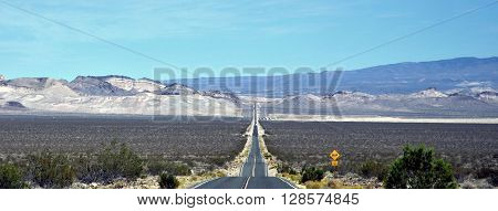 Views from Death Valley National Park in California