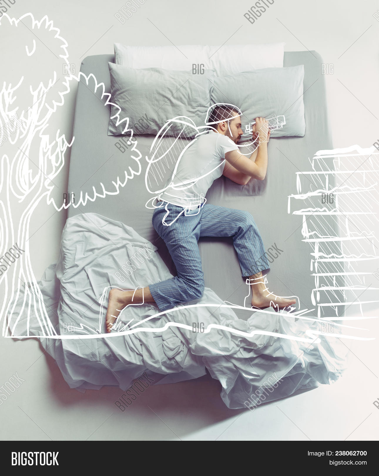adult,ambition,ambush,bed,bedroom,bedtime,binoculars,caucasian,comfortable,concept,conceptual,creativity,desire,drawing,dream,dreaming,fantasize,guide,handsome,home,imagine,inspiration,lifestyle,lying,male,man,military,morning,night,one,painted,people,person,pillow,prospector,relaxation,rest,resting,scout,sleep,sleeping,stealth,top,tree,view,vision,wait,young