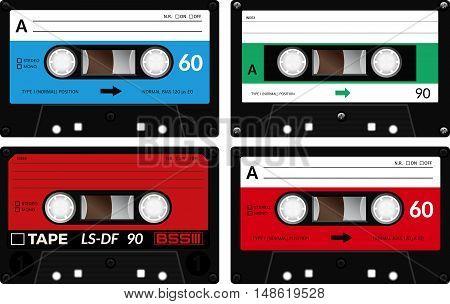 Audio Cassette Records