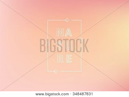 Neon pastel gradient background. Abstract Bright color background. Ui Ux trendy web vector backdrop. Neon color trendy vector banner for text. Trendy pastel color lava gradient. stock photo