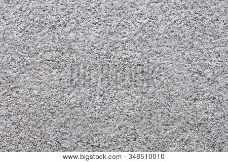 Rough aged natural stone wall surface texture for background abstract or weathered wallpaper concept. stock photo