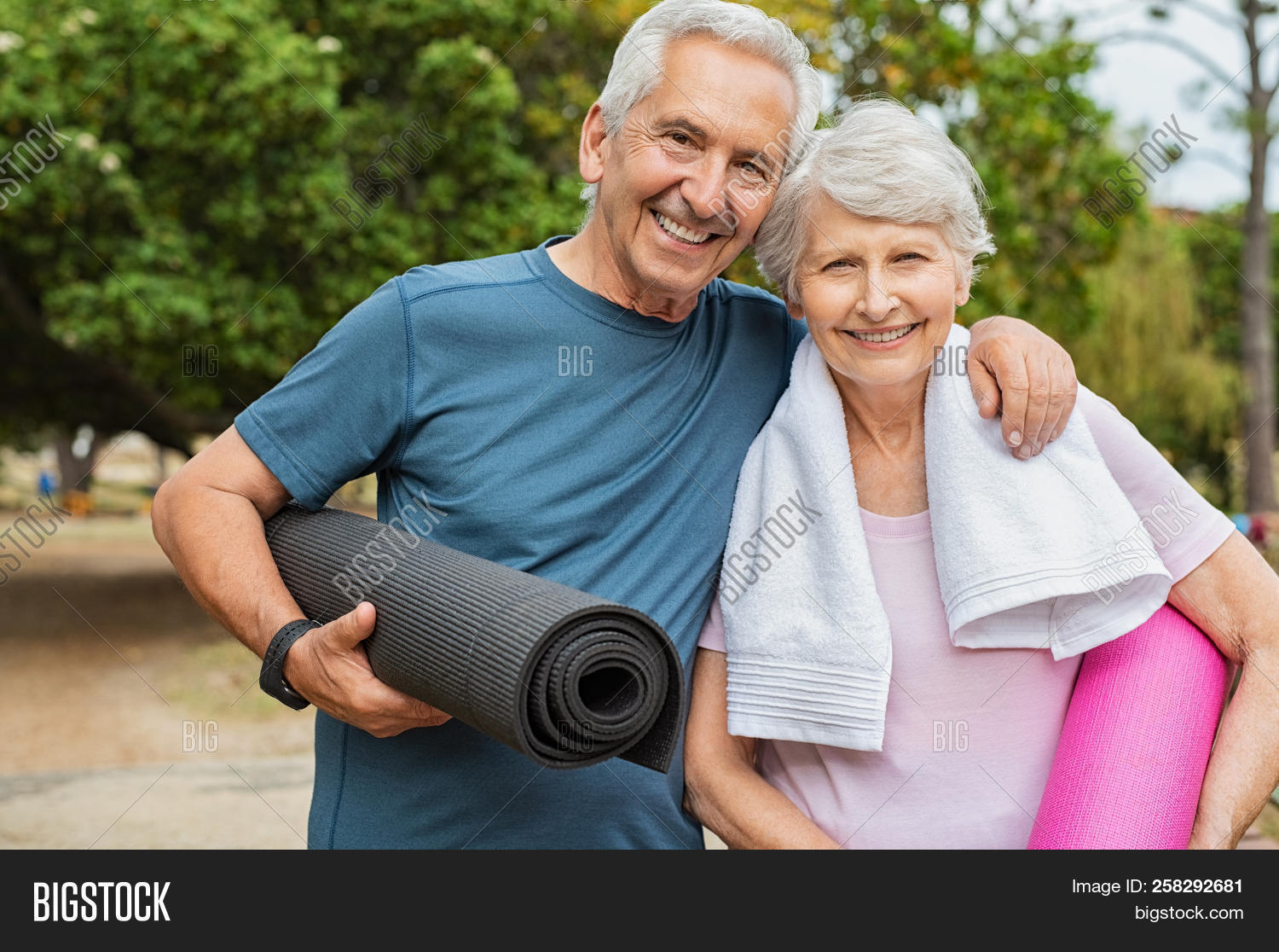 70s,80s,active,activity,aged,body care,bodycare,care,caucasian,cheerful,couple,elderly,embrace,exercise,family,fit,fitness,gymnastics,happiness,happy,health,healthy,holding,hugging,leisure,lifestyle,looking,looking at camera,love,man,mature,nature,old,outdoor,outdoors,park,people,portrait,postural,retired,retirement,senior,seniors,smile,sport,standing,training,woman,workout,yoga