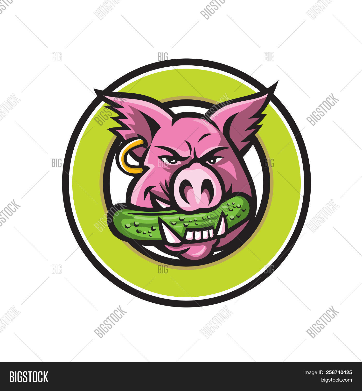 artwork,biting,boar,brand,cartoon,character,cucumber,gherkin,graphic,head,hog,icon,identity,illustration,logo,mascot,pickle,pickled,pig,retro,school,sign,sporting,sports,symbol,team,tusk,wild