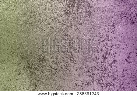 nice vintage purple rough painted metallic surface texture for background use. stock photo
