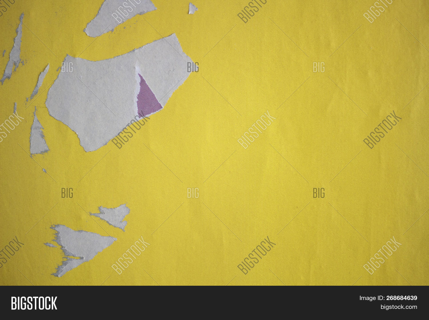 abstract,advertise,advertisement,advertising,aged,announcement,art,backdrop,background,billboard,blank,concept,crease,creased,crumpled,damaged,decay,design,deterioration,dirty,empty,faded,graphic,grunge,grungy,old,paper,pattern,peeling,poster,ragged,retro,rip,ripped,rough,stains,street,surface,texture,textured,torn,urban,vintage,wall,wallpaper,weathered,white,yellow