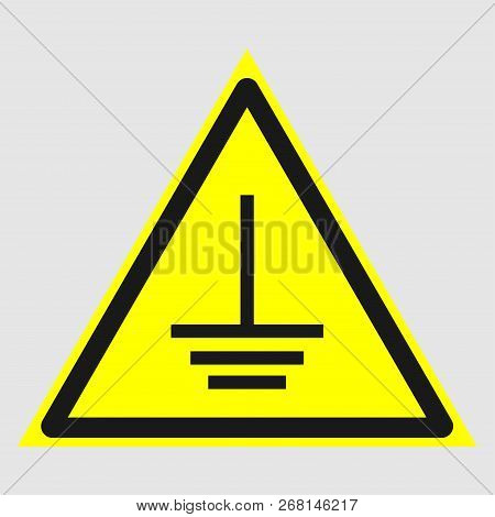 Triangle sign: