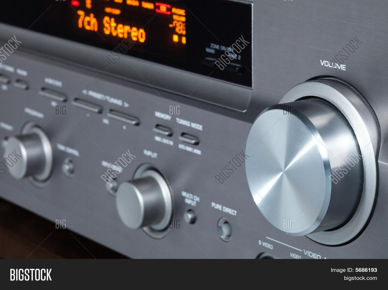 acoustic,aluminum,amp,amplifier,appliance,audio,av,buttons,cinema,close-up,component,display,dvd,electric,electronic,end,entertainment,equipment,film,hd,hi-fi,high,home,home theater,knobs,lcd,light,metal,modern,movie,movie theater,music,play,player,receiver,shiny,silver,sound,steel,stereo,surround,tech,technology,theater,titan,titanium,tuner,video,volume