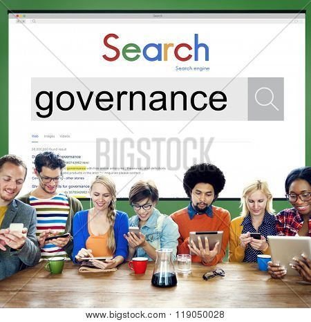 Government Governance Conuntry Head Concept stock photo