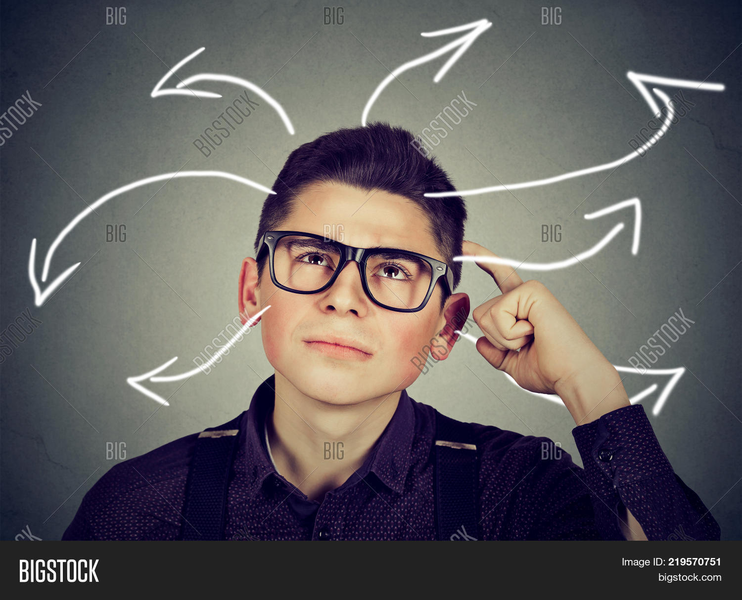 adhd,answers,anxiety,anxious,arrows,ask,boy,brainy,business,businessperson,career,chaos,choice,choosing,compliance,confused,contemplate,decisions,difficult,doubt,education,entrepreneur,expression,face,glasses,guy,head,hispanic,idea,latin,man,mind,mindfulness,occupation,pensive,people,perplexed,problem,puzzled,quest,questions,risk,smart,start,student,think,vision,way,worries,young