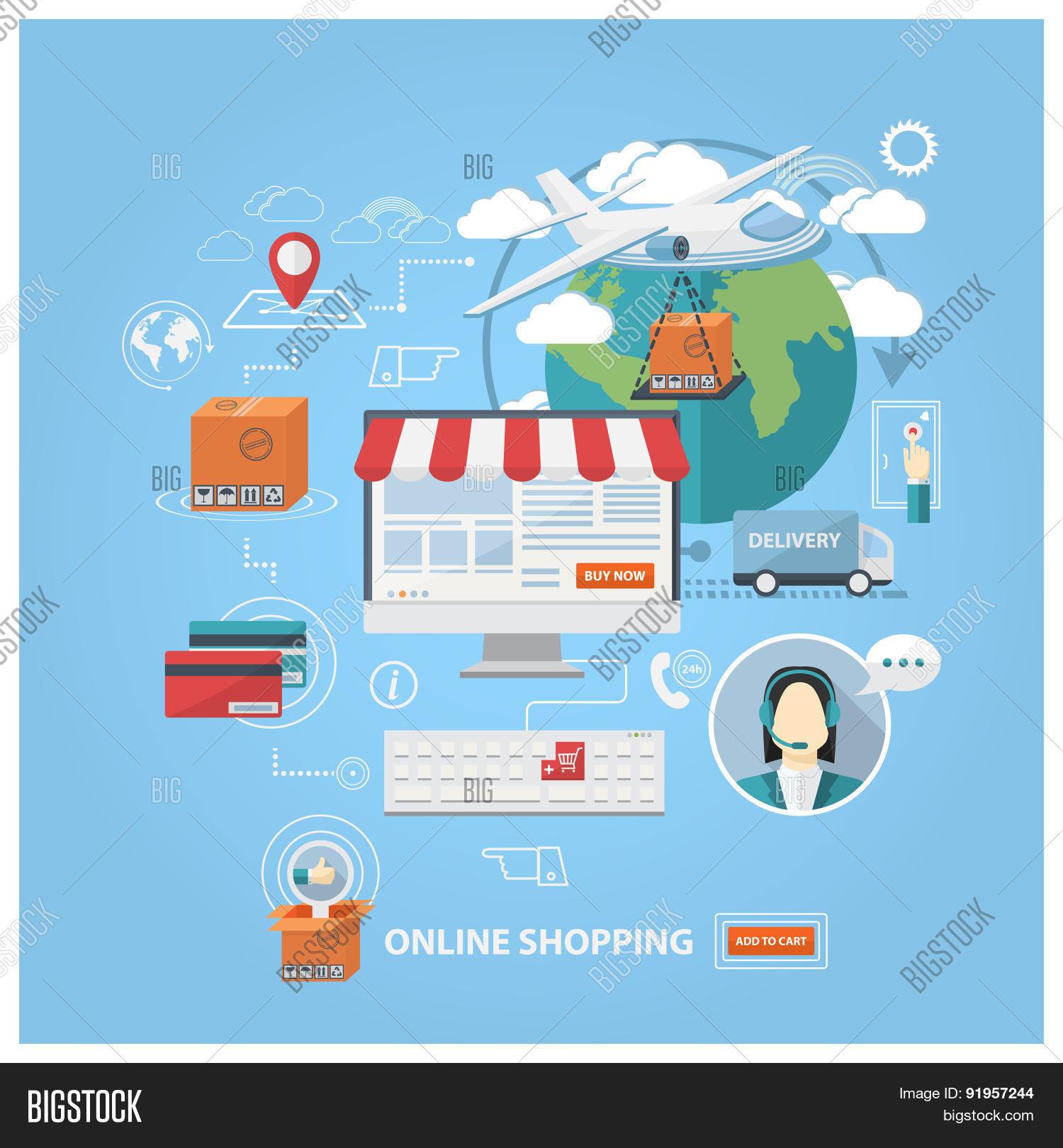Shopping 91957244 Image Stock Photo