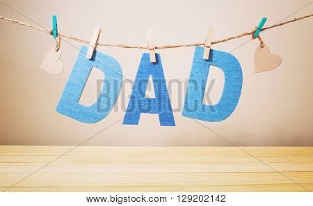 Father's Day Celebration Theme