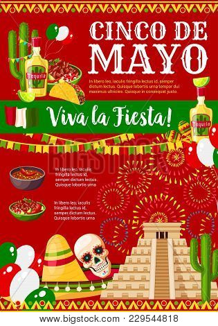Cinco de mayo greeting card for mexican holiday fiesta party 5 m4hsunfo