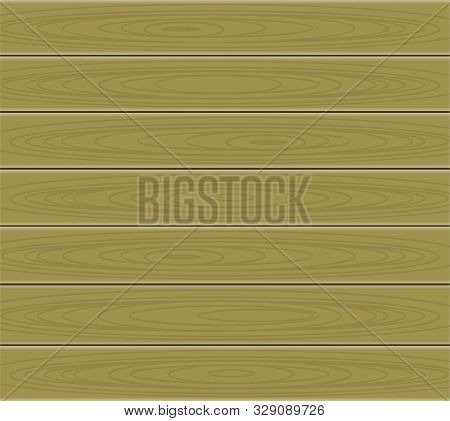 Brown wood background with motif. Design for construction. Wood vector. stock photo
