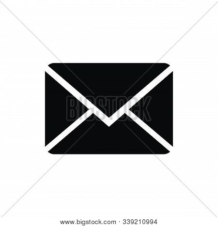 email icon isolated on white background from miscellaneous collection. email icon trendy and modern email symbol for logo, web, app, UI. email icon simple sign. email icon flat vector illustration for graphic and web design. stock photo