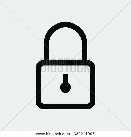Lock Icon, Lock Icon Vector, Lock Icon Eps, Lock Icon Jpg, Lock Icon Picture, Lock Icon Flat, Lock Icon App, Lock Icon Web, Lock Icon Art, Lock vector icon modern and simple flat symbol for web site, mobile, logo, app, UI. Lock icon vector illustration, E stock photo