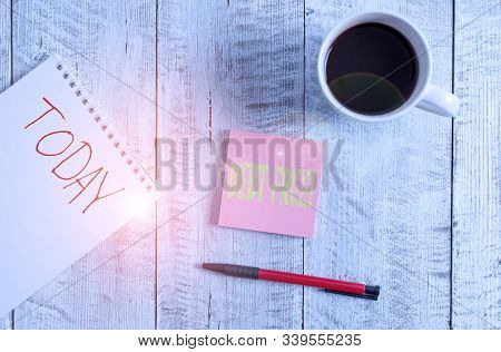 Writing Note Showing Debt Free. Business Photo Showcasing Does Not Owning Any Money Or Things To Any