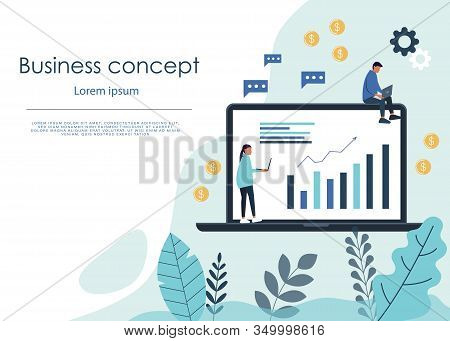 Infographic business arrow shape template design.business building to success. Business concept vector illustration graphic or web business design layout. stock photo