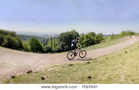 clent hills worcestershire the midlands england uk