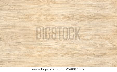 Wood Texture Background. Light Wooden Table With A Crack. Surface Of Wood With Nature Color And Patt