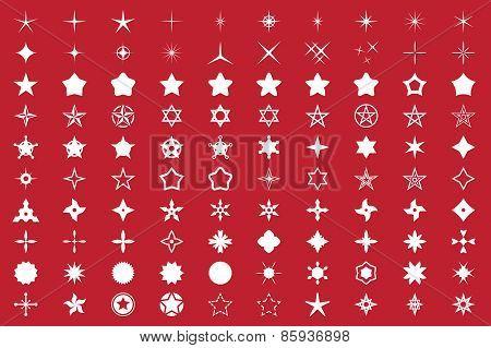Star Shapes Set